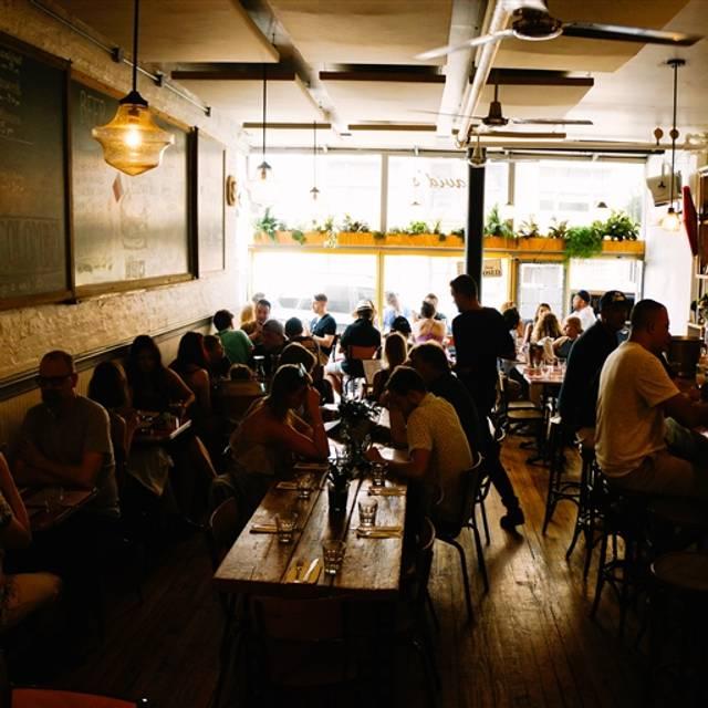 David's Cafe, New York, NY