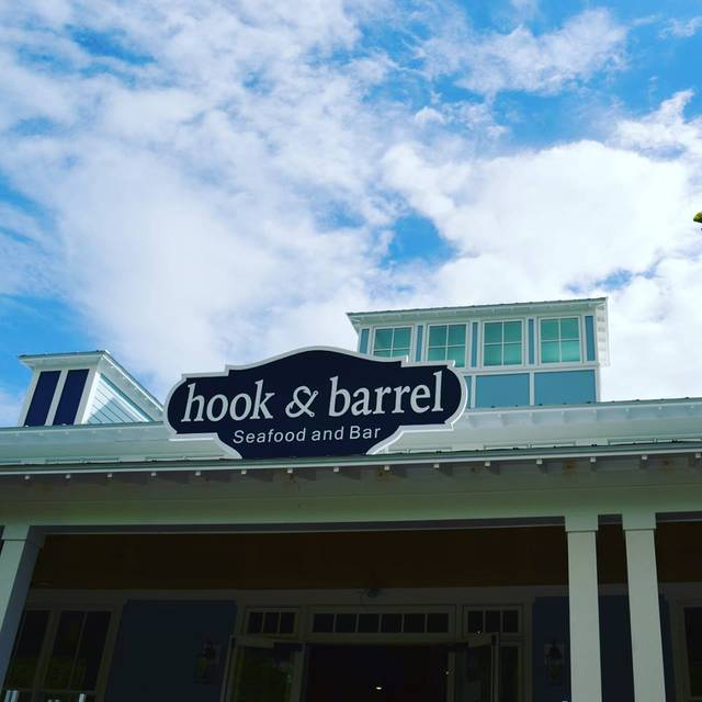 Hook And Barrel Restaurant Myrtle Beach