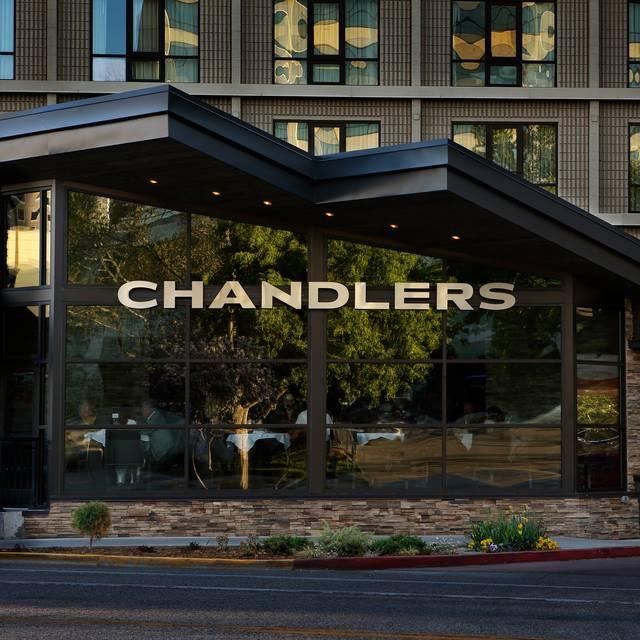 Chandlers Steakhouse, Boise, ID