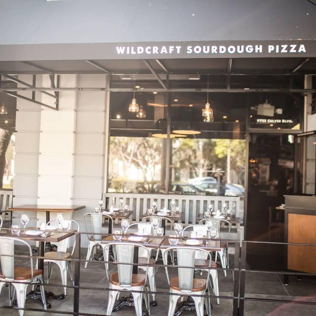 Pizza Culver City Ca
