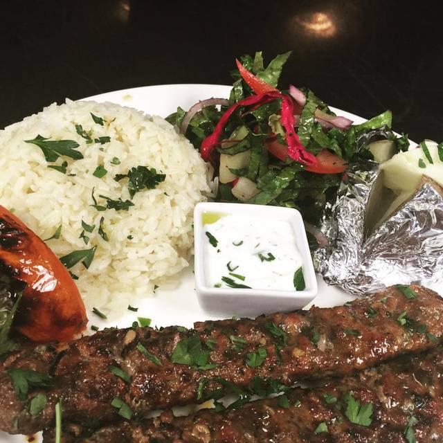 Pera Turkish Kitchen Bar Chicago Il Opentable