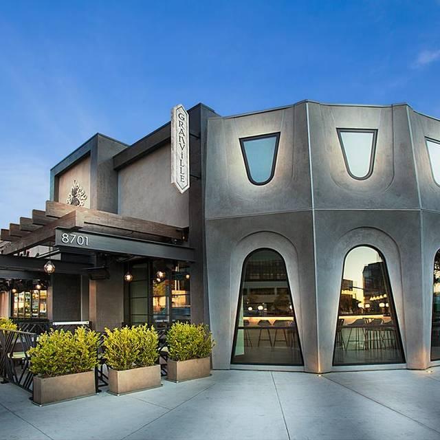 New Granville Restaurant West Hollywood