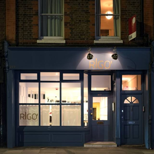 RIGO', London