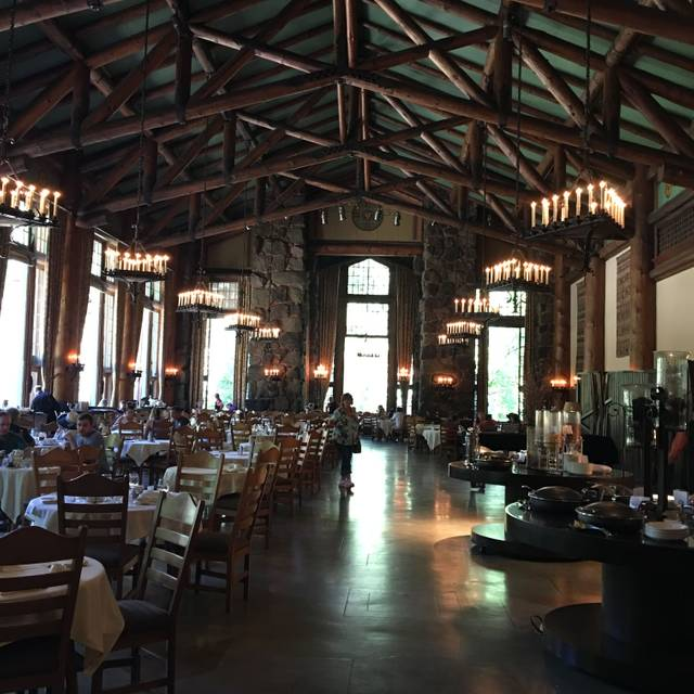 Ahwahnee Dining Room The Majestic Yosemite Hotel Restaurant  Yosemite Village Ca
