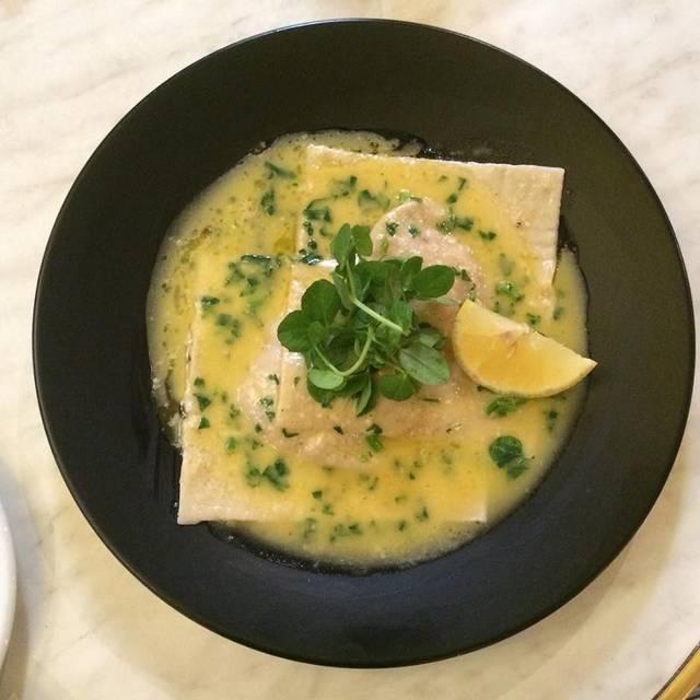 Treviso ravioli - Treviso Bar & Dining, Melbourne, AU-VIC