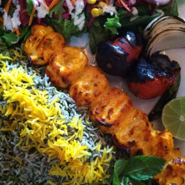 Farsi Cafe, Los Angeles, CA