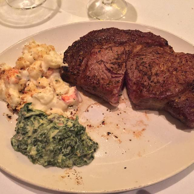 Del Frisco's Double Eagle Steak House - New York City, New York, NY