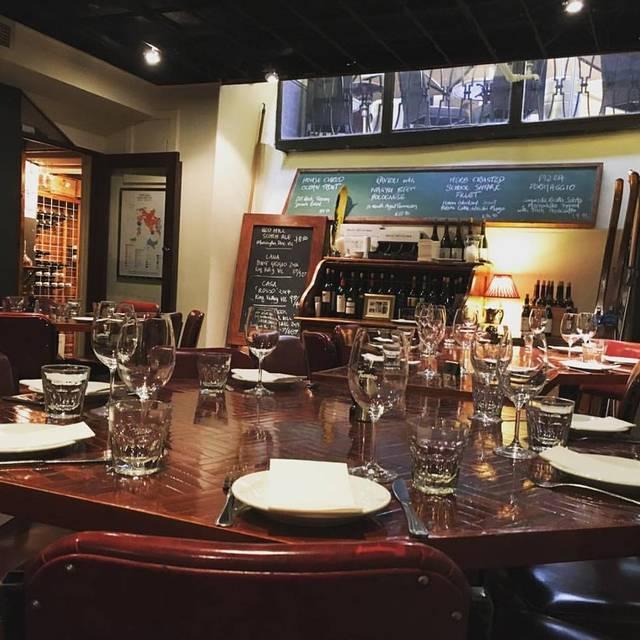 Treviso interior - Treviso Bar & Dining, Melbourne, AU-VIC