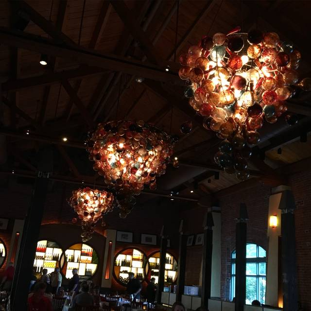 Lidia's Restaurant, Kansas City, MO