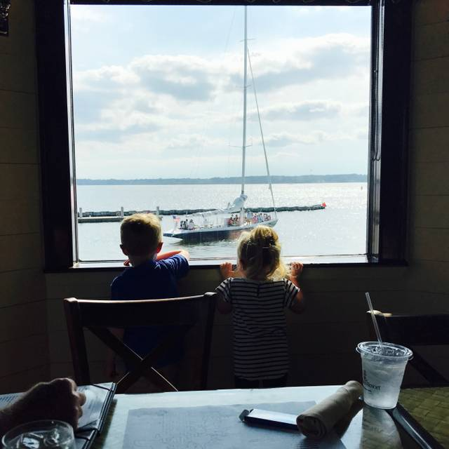 Quarterdeck Waterfront Dining, Hilton Head Island, SC