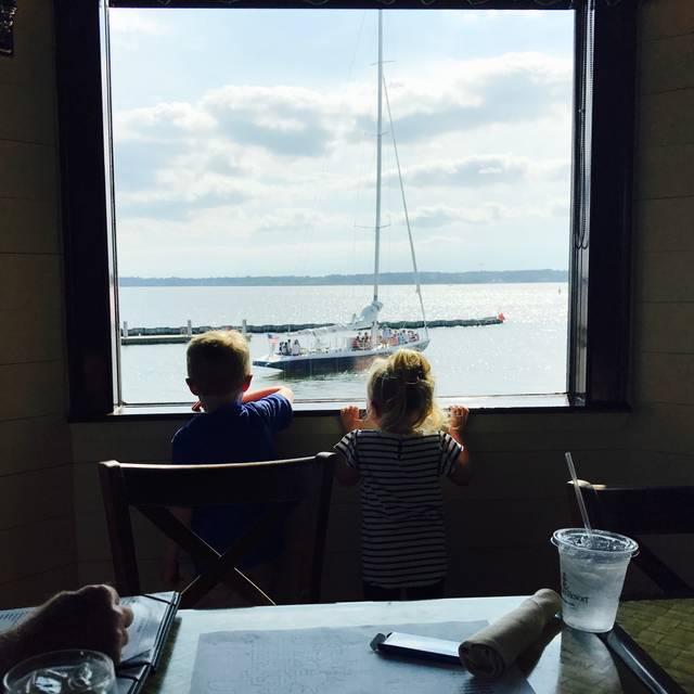 Quarterdeck Waterfront Dining, Hilton Head Island, SC