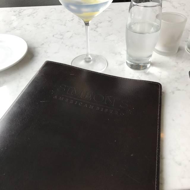 Simeon's Restaurant - Ithaca, NY | OpenTable