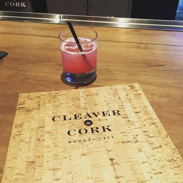 permanently closed cleaver cork restaurant kansas. Black Bedroom Furniture Sets. Home Design Ideas
