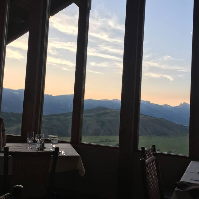 The Granary Restaurant, Jackson Hole, WY