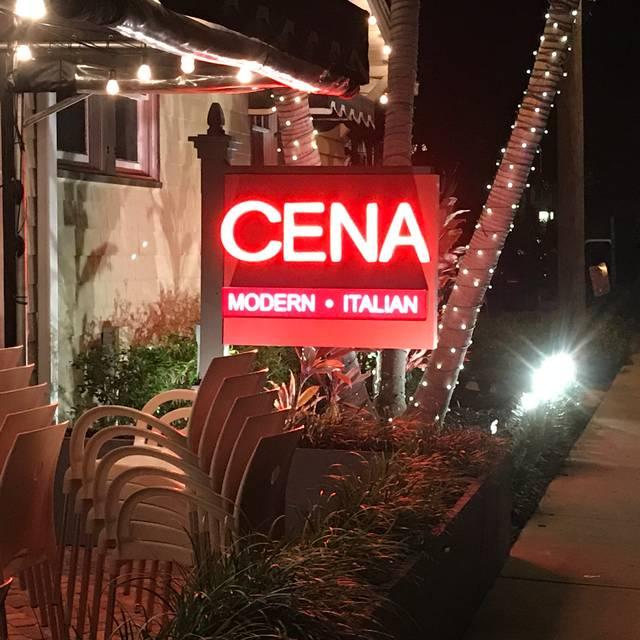 CENA, Delray Beach, FL