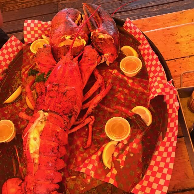 Barking Crab Boston, Boston, MA