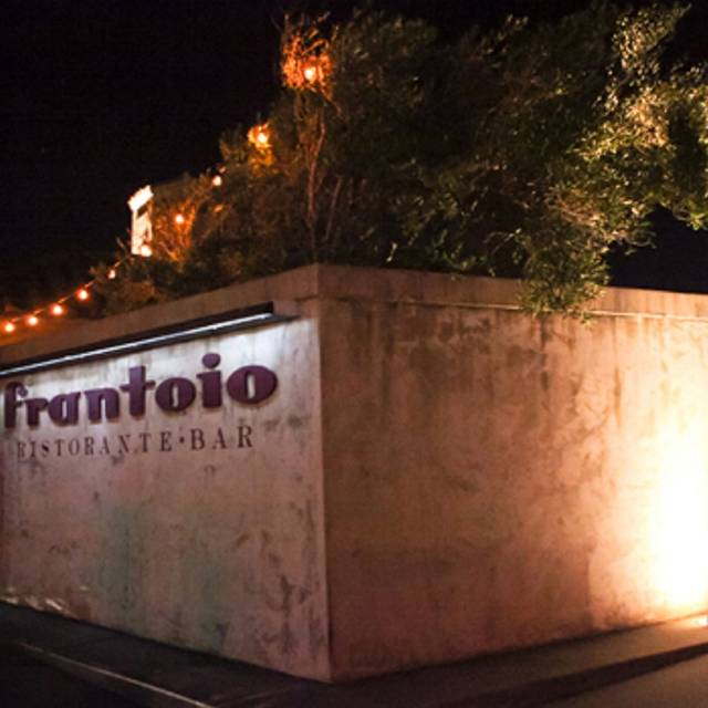 Frantoio Ristorante, Mill Valley, CA