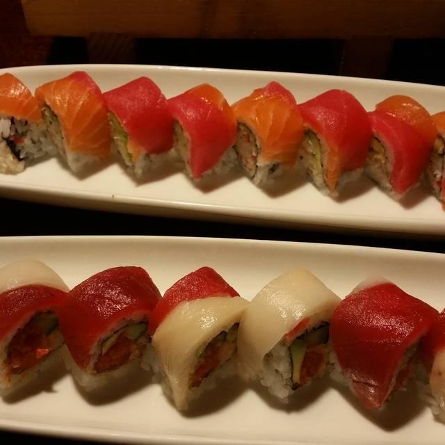 SuBi Japanese Restaurant, Bainbridge Island, WA