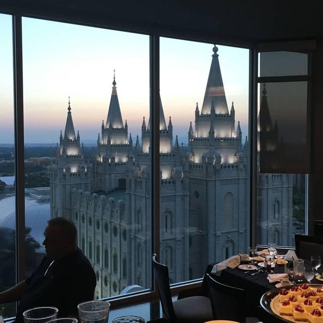 The Roof Restaurant Salt Lake City Ut Opentable