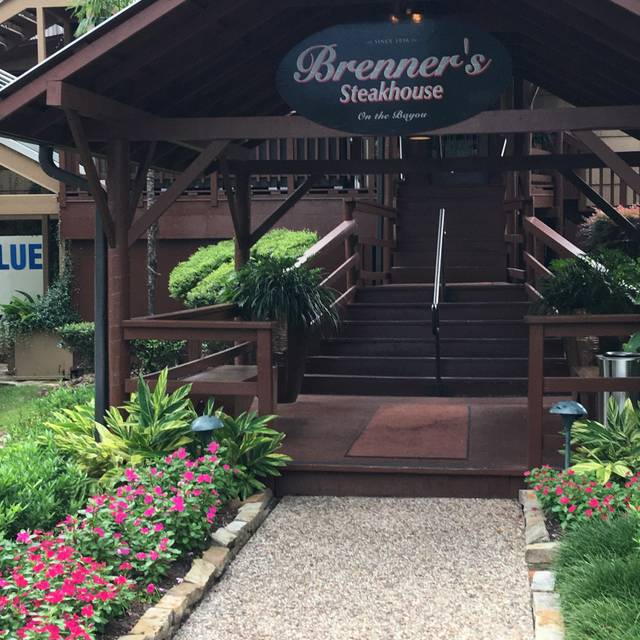 Brenner's Steakhouse on the Bayou, Houston, TX