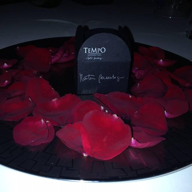 Tempo By Martin Berasategui, Cancún, ROO