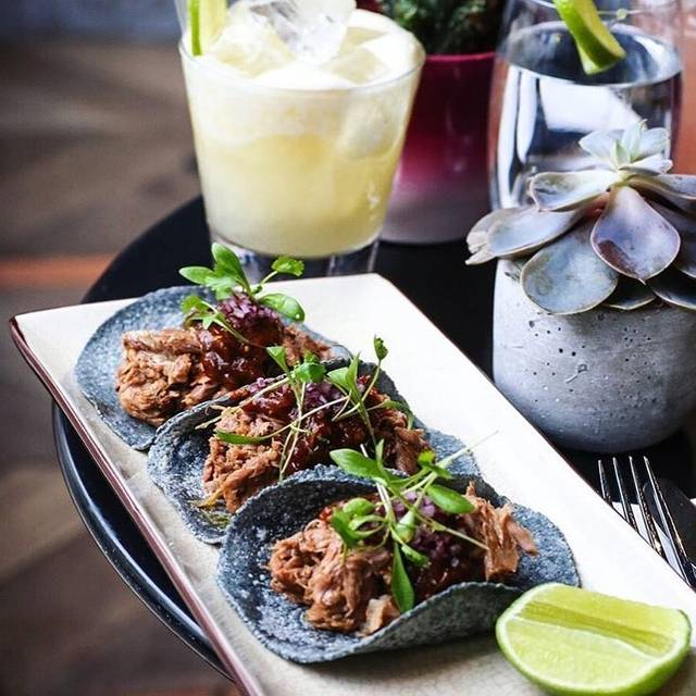 Playa Takeria Restaurant Darlinghurst Au Nsw Opentable