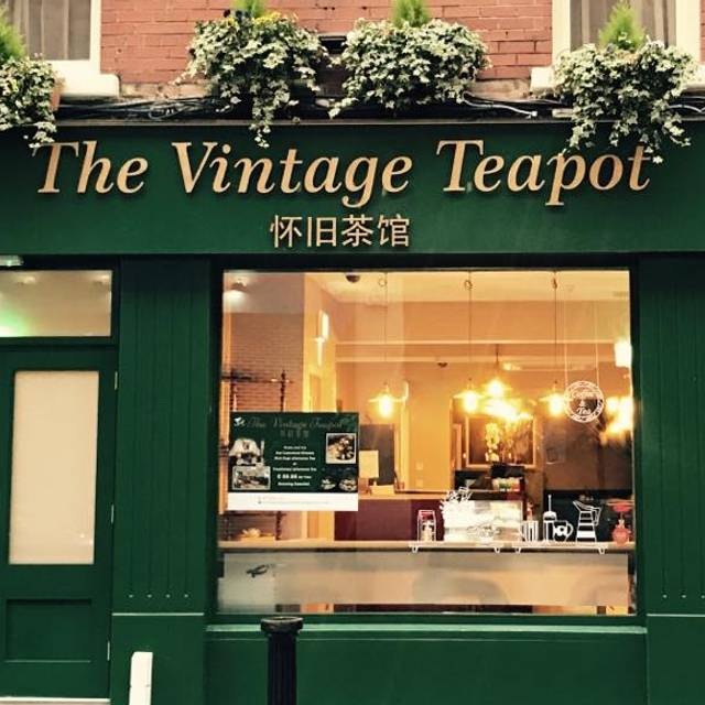 The Vintage Teapot, Dublin, Co. Dublin