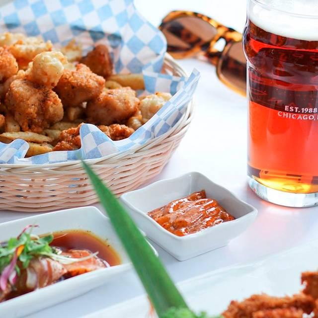 Chicken Karage - L'Asie Resto Bar, Montréal, QC