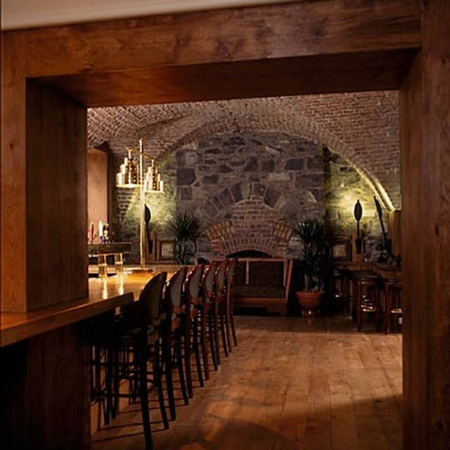 The Cellar Bar at The Merrion Hotel & The Cellar Bar at The Merrion Hotel restaurant - Dublin Co. Dublin ...