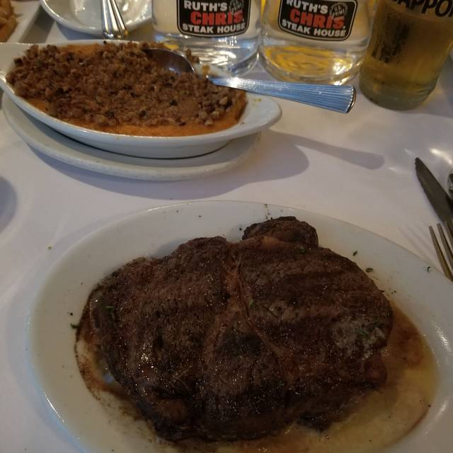 Ruth's Chris Steak House – Toronto Airport, Toronto, ON