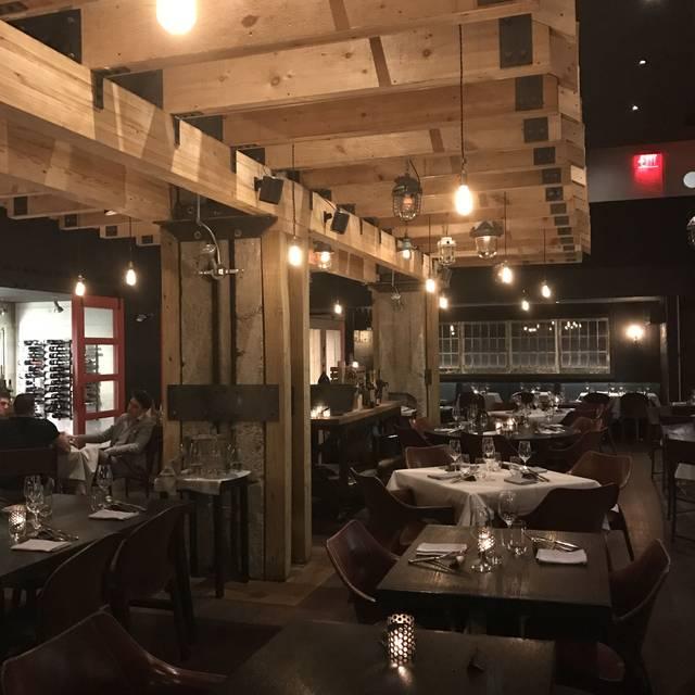BLACKBARN Restaurant - NoMad, New York, NY