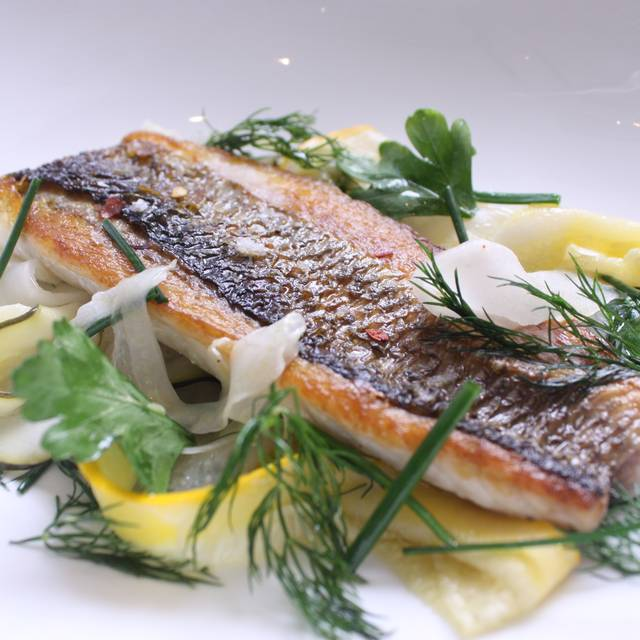 Grey Mullet - Refuel at The Soho Hotel – Bar & Restaurant, London