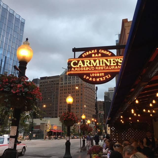 Carmine's, Chicago, IL