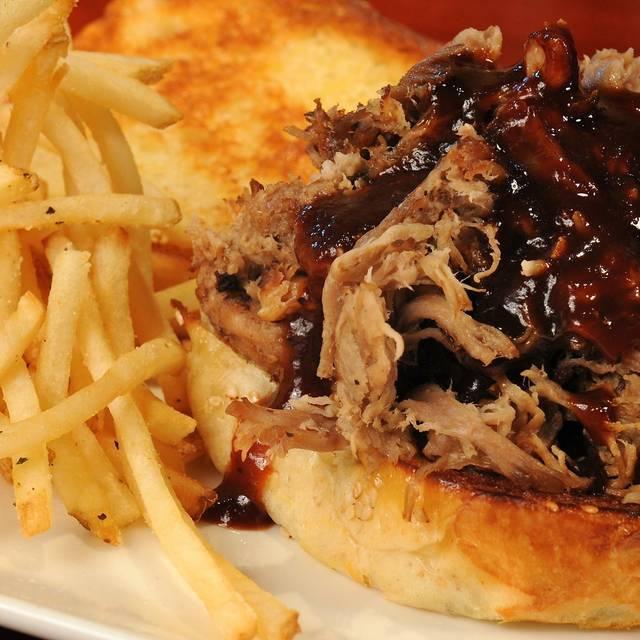 Pork Sand - JB Dawson's Restaurant & Bar - Langhorne, Langhorne, PA