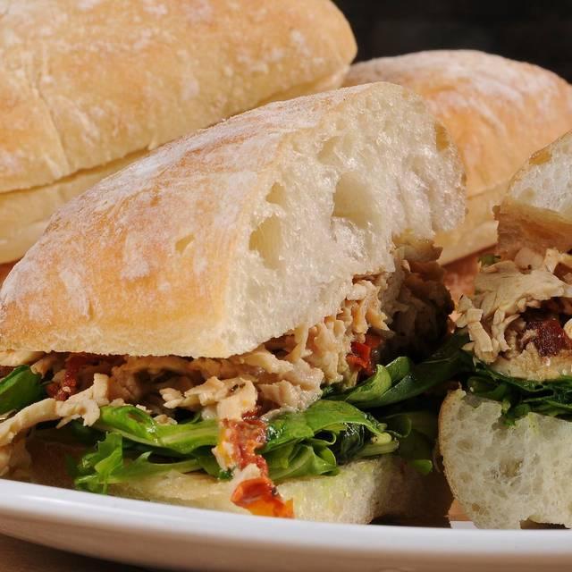 Chicken Ciabatta - JB Dawson's Restaurant & Bar - Langhorne, Langhorne, PA