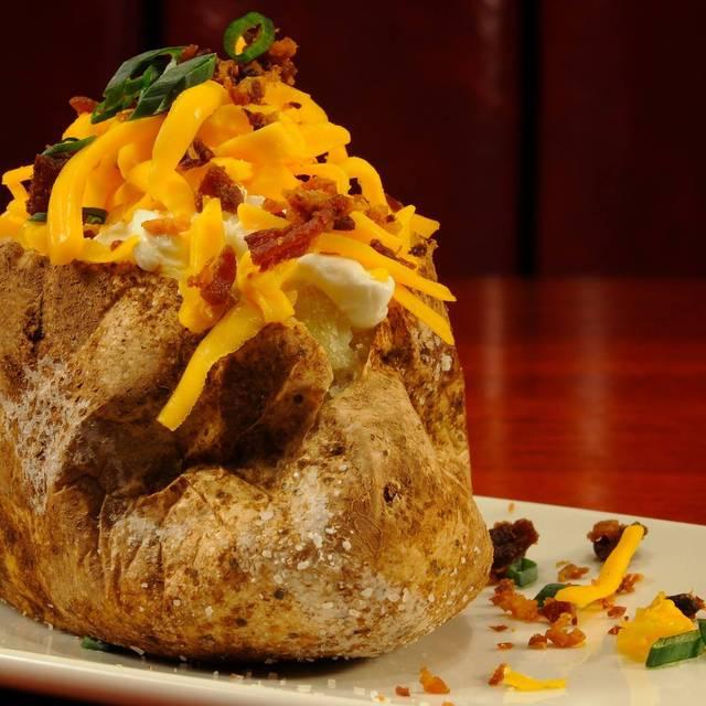 Loaded Baked Potato - JB Dawson's Restaurant & Bar - Langhorne, Langhorne, PA