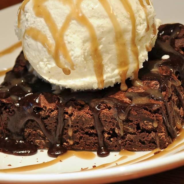 Flourless Double Chocolate Brownie - JB Dawson's Restaurant & Bar - Langhorne, Langhorne, PA