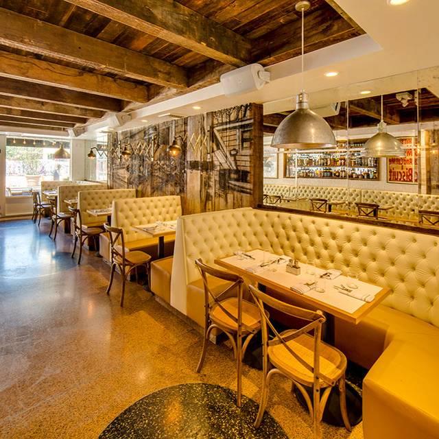 Fatbird Southern Kitchen And Bar Menu