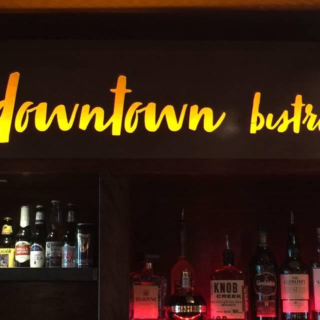 Downtown Bistro. 30 Reviews$30 U0026 Under Contemporary AmericanHyannis. + 12