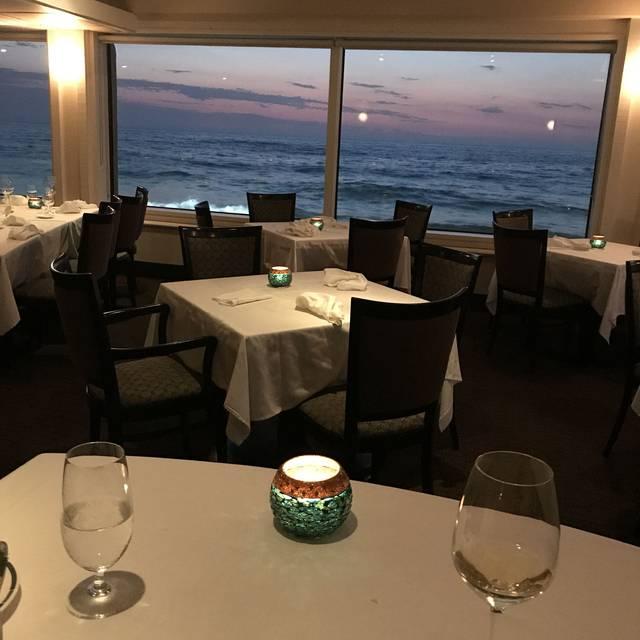 The Marine Room Restaurant San Diego Ca Opentable