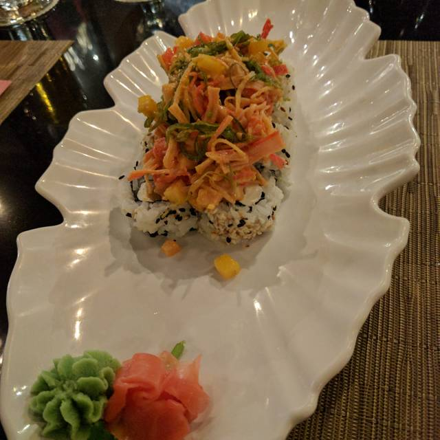 Omakase Sushi Bar - Manchebo Beach Resort & Spa, Eagle Beach, Aruba
