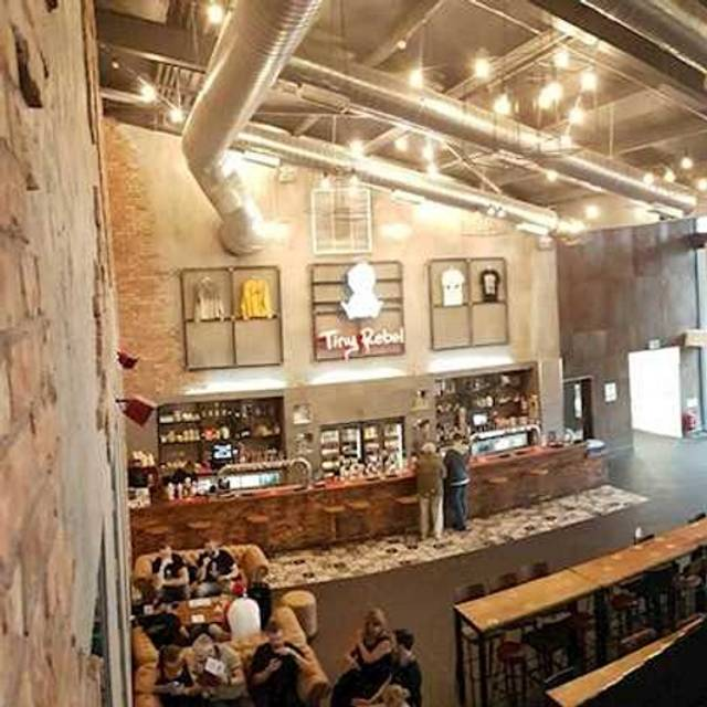 Tiny Rebel Brewery Bar Restaurant Rogerstone Newport