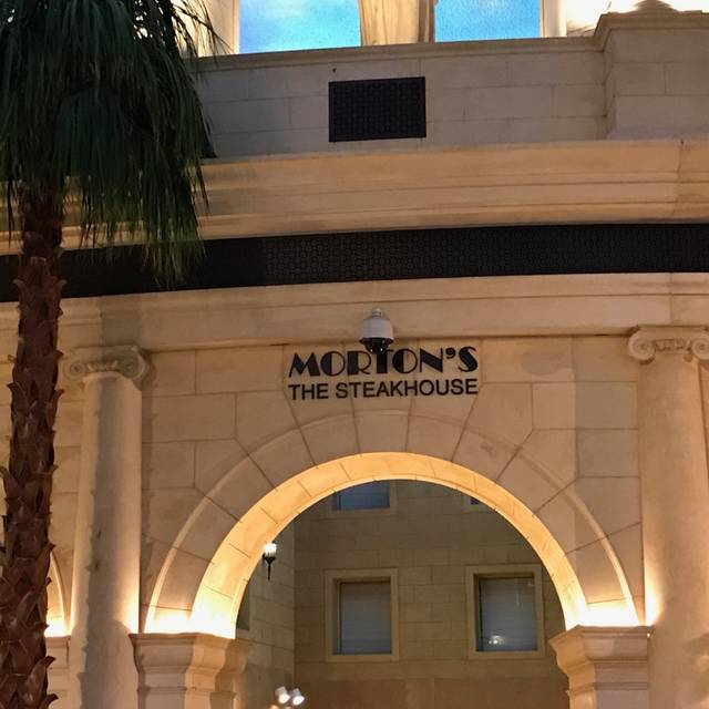 Morton's The Steakhouse - Atlantic City, Atlantic City, NJ