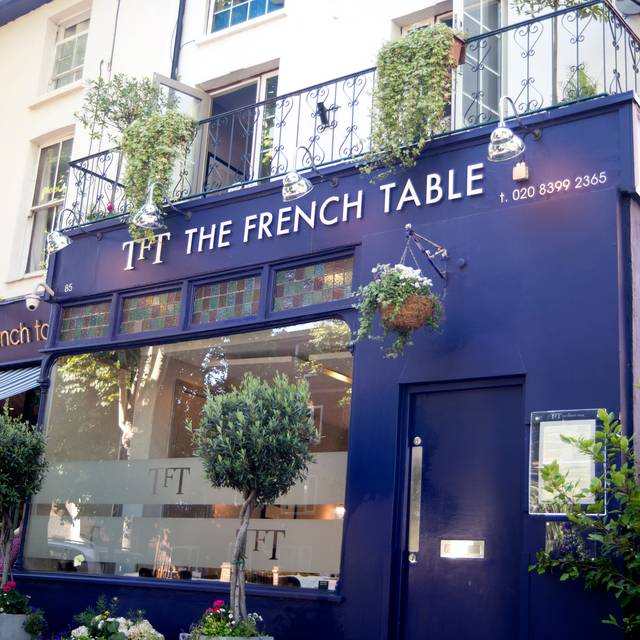 The french table surbiton greater london opentable for The french table 85 maple road surbiton surrey kt6 4aw