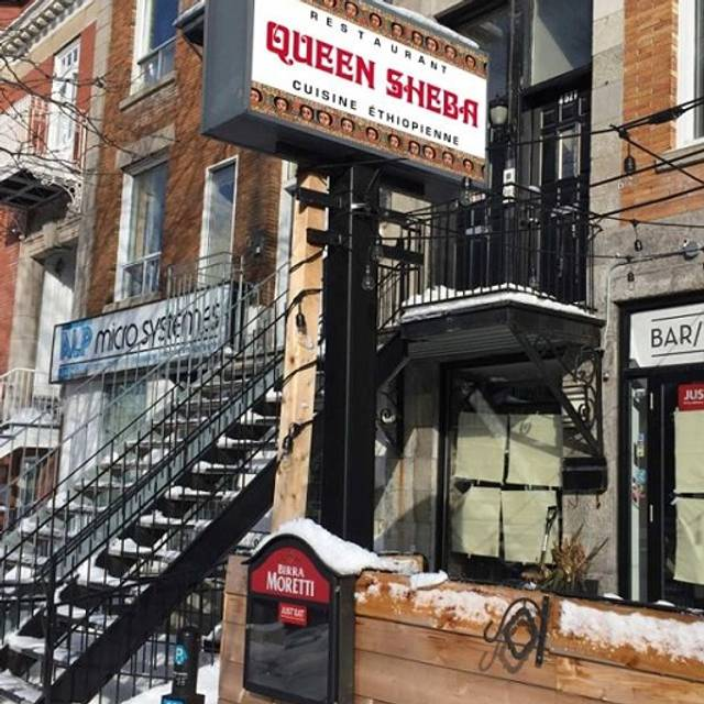 Restaurant Queen Sheba Montreal Qc