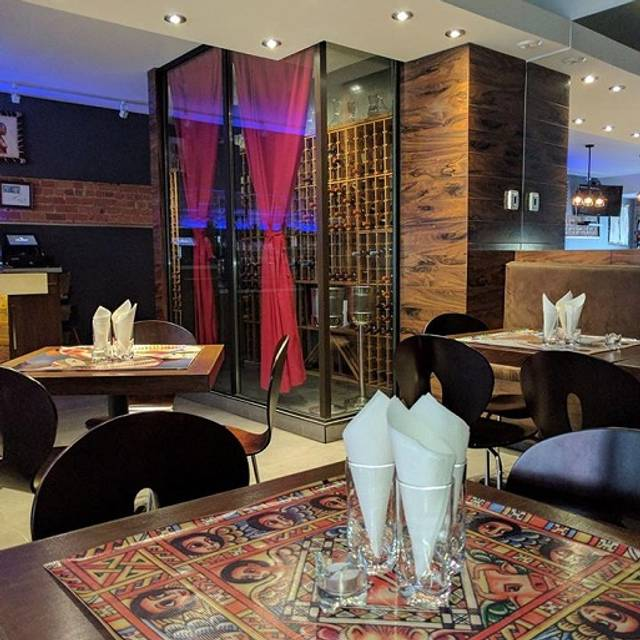 Queen Sheba Restaurant Montreal Menu