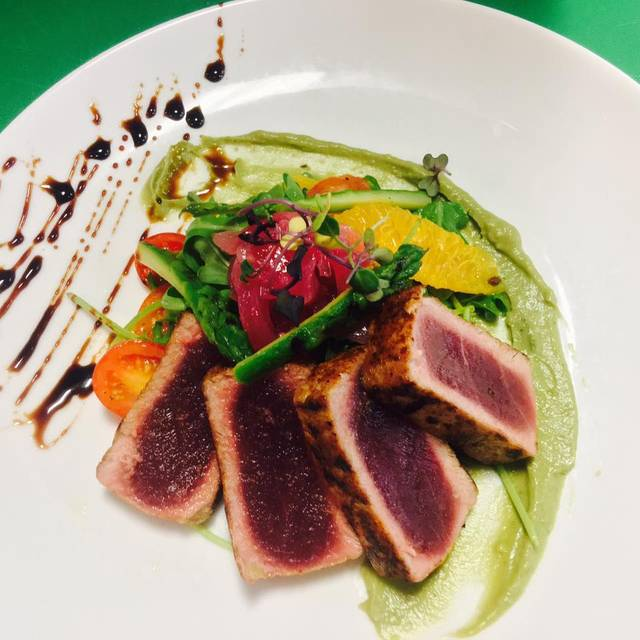 Ginger Tuna Special  - Bijou Cafe, Sarasota, FL