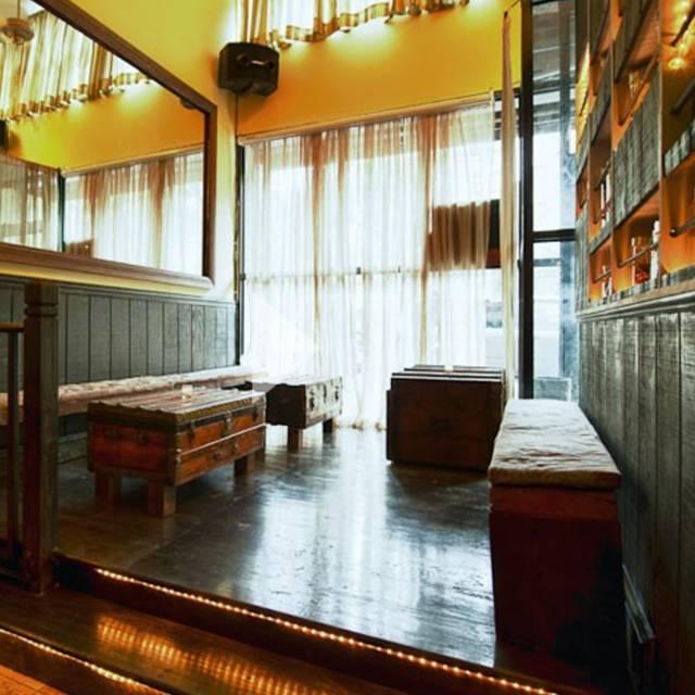 Window Seat - People Kitchen & Lounge, New York, NY