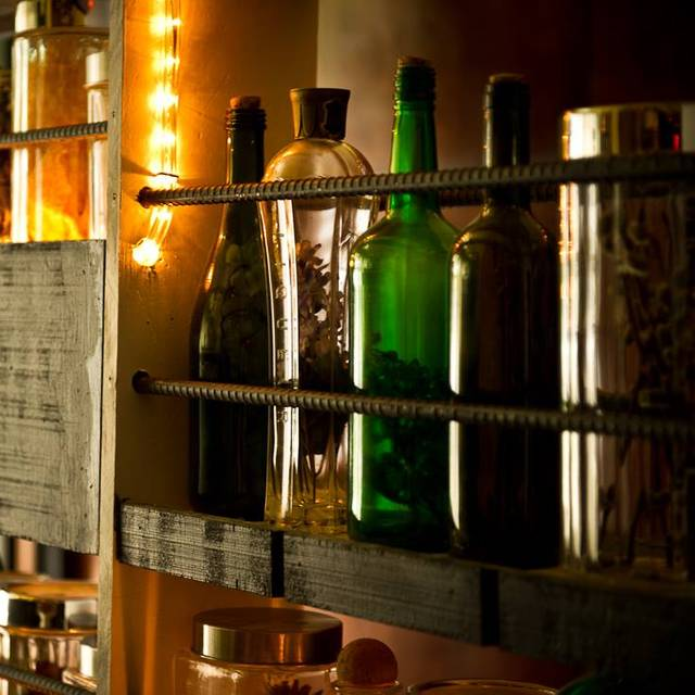 Bar - People Kitchen & Lounge, New York, NY