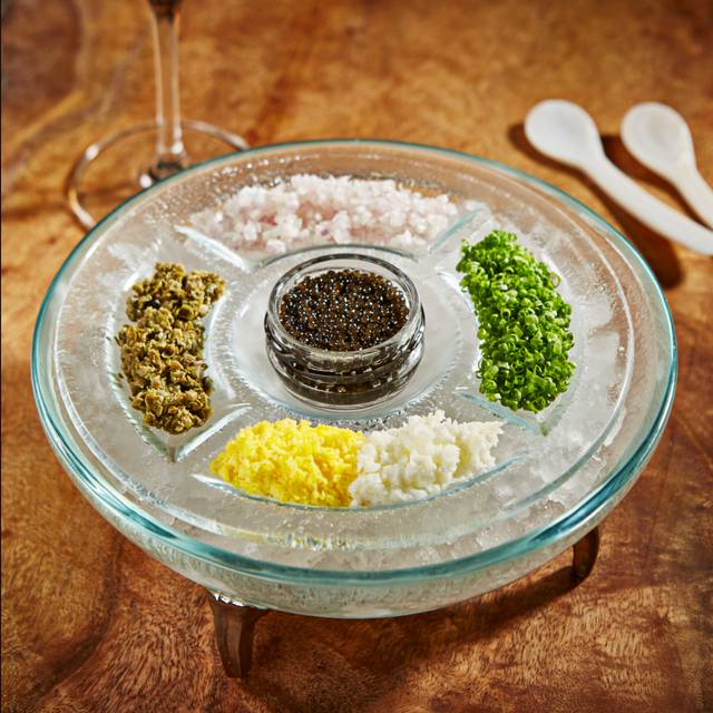 Caviar - Council Oak Steaks & Seafood at Seminole Hard Rock Hotel & Casino Hollywood Florida, Hollywood, FL
